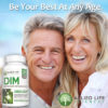 dim supplement plus detox complex 300mg elite for women and men